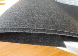 2mm thicks polyester felt fabric acoustical soundproofing panels wall ceiling tiles