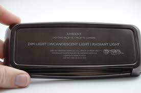 as a birthday present in october and think that i have had ample amount of time to form an opinion on it this palette contains 3 mini ambient lighting