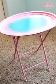 Mod Podge Kitchen Table Mod Podge Table Makeover