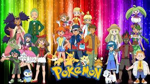 Pokemon Characters Wallpapers - Top Free Pokemon Characters Backgrounds -  WallpaperAccess