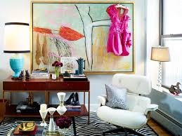 Interior Design For A Living Room 12 Design Ideas For Your Studio Apartment Hgtvs Decorating