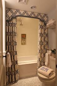 shower curtains with valance and tiebacks curtain tie back home design ideas 12