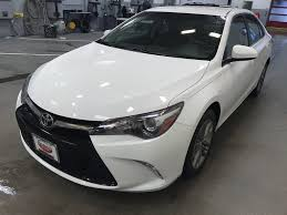 2017 Used Toyota Camry SE Automatic at East Madison Toyota Serving ...