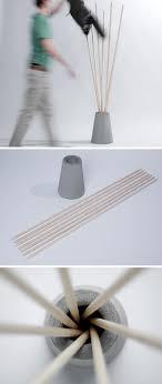 Easy Diy Coat Rack Modern coat rack easy DIY bamboocement block ☆ H A L L 85