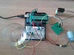 photo arduino water level indicator