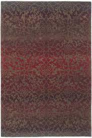 tibet rug company 100 knot premium tibetan divine red area rug