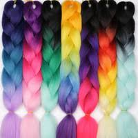 <b>Wholesale Ombre</b> Kanekalon Jumbo Braid Hair - Buy <b>Cheap Ombre</b> ...