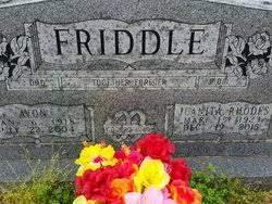 Juanita Rhodes Friddle (1923-2015) - Find A Grave Memorial