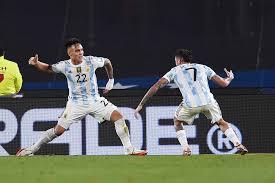 VIDEO - Lautaro Martinez, assist e gol in Argentina Uruguay: gli highlights