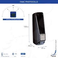 photocells faac xp 20 d 3 Wire Photocell Wiring-Diagram at Faac Photocell Wiring Diagram