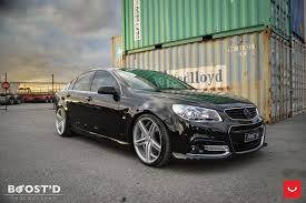 Vossen Wheels - Holden Commodore - Vossen CV5