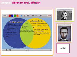 Jefferson Davis Vs Abraham Lincoln Chart Simply 2nd Resources App Smashing
