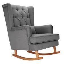grey rocking chair34
