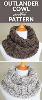 Outlander Crochet Patterns