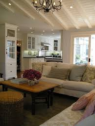 open beam ceiling lighting. Open Beam Ceiling Design Living Room Traditional With Glass Front Cabinets Vaulted White Painted Wood Lighting