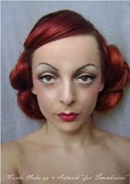 history of make up 1930 s by katherinbathory