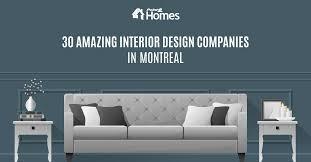 40 Amazing Interior Design Companies In Montreal Point40 Homes News Extraordinary Interior Design Companys