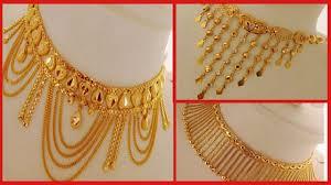 Arabic Gold Jewellery Designs