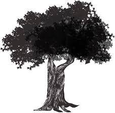 かっこいい大きな木の無料イラスト81493 素材good