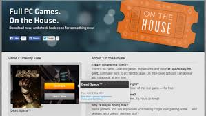 download free aaa computer games from ea origin s on the house