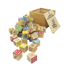 alphabet numbers wooden building blocks tiddlytots range