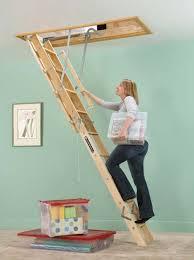permalink to best wood attic ladder