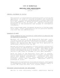 Government Resume Exampleshow To Write A For Federal How Gov
