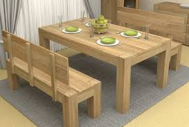How To Make A Kitchen Table Bench Table Design Ideas