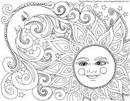 Original And Fun Coloring Pages Originals Adult Coloring And Peace Fun Coloring BooksL