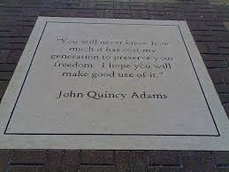 John Quincy Adams Quotes Beauteous John Quincy Adams Quote Libertarian