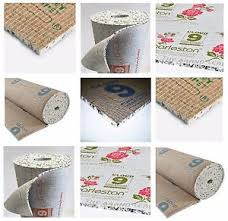 carpet underlay roll. image is loading quality-carpet-underlay-rolls-brand-new-thick-luxury- carpet underlay roll