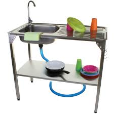 portable kitchen sink outdoor kitchen sink camping unit portable folding ideal