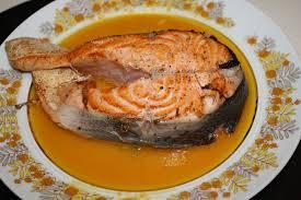 La cuciniera moderna: ricette salmone: allarancia