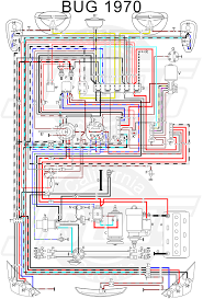 oem stereo wiring diagram oem wiring diagrams vw bug 1970 wiring diagram
