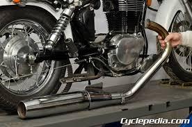 suzuki ls650 savage boulevard s40 motorcycle online manual suzuki ls650 savage s40 boulevard exhaust system installation