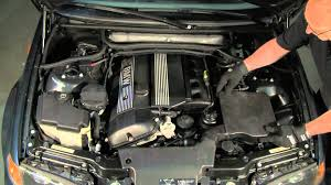 under the hood of a bmw 3 series 99 thru 05