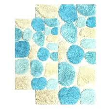 simple navy blue bathroom rugs bath rug runner aqua ideas mat decent non slip was lovely blue bath rug