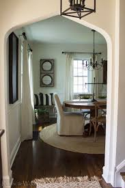 rustic warm office decor mas. Arched Doorway Into The Dining Room Rustic Warm Office Decor Mas