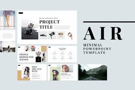 power points template minimalist powerpoint template free minimalist powerpoint template