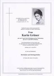 Traueranzeigen Und Todesanzeigen Salzburg