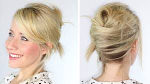 French Twist Hair Style messy french twist youtube 5640 by stevesalt.us