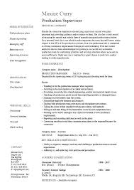 Nanny Resume Template Nanny Sample Resume Templates Best Nanny ...