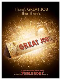 Graphic Design Jobs Corpus Christi Toblerone Creative Packaging On Behance