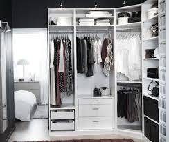 Ikea Walk In Closet Systems Home Design Ideas