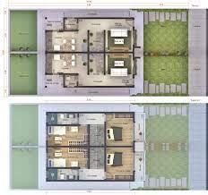 A vantagem de investir n. Planta De Sobrado Geminado Pequeno Projetos De Casas Modelos De Casas E Fachadas De Casas