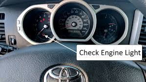 2004 Toyota Corolla Check Engine Light Understanding Toyota Check Engine Light