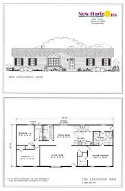 model homes floor plans marion il new horizons homes inc