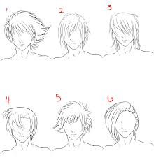 Hair Style Anime anime hair style by nyuhatter on deviantart 3556 by wearticles.com