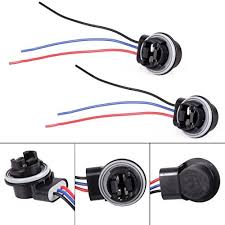 dodge challenger wiring harness browse dodge challenger wiring partssquare 2x 3156 3157 adapter wiring harness for headlight tail lamp signal retrofit
