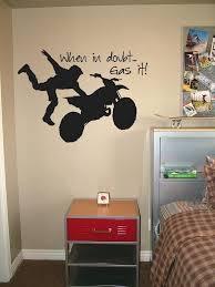 dirt bike wall decals and dirt bike wall decals vinyls vinyl wall art and stunt bike dirt bike wall  on dirt bike wall art with dirt bike vinyl wall decals zebragarden me